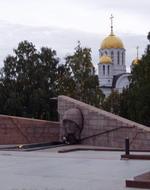 Самарская площадь и площадь Славы